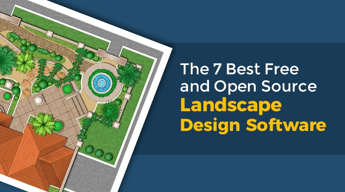 The 7 Best Free And Open Source Landscape Design Software