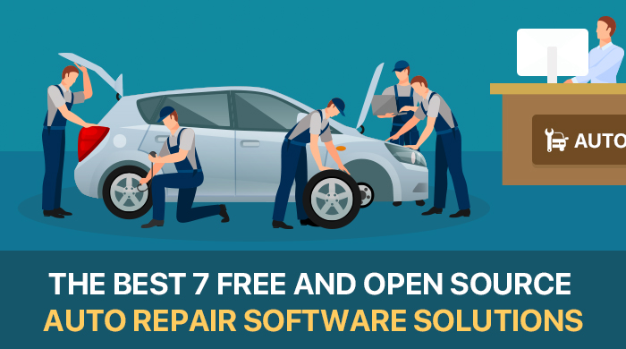 automobile service station software free download