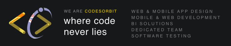 CodesOrbit PVT LTD