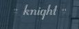 The Knight Agency